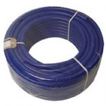 30Mx13MM BLUE UNREINFORCED PVC WATER HOSE